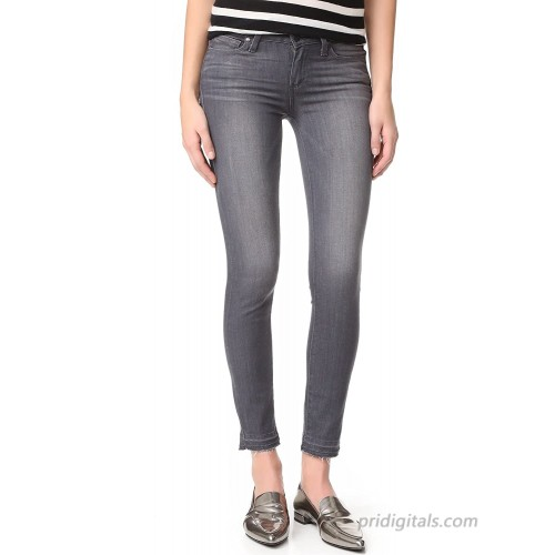 PAIGE Women's Verdugo Ankle Jeans with Undone Hem at  Women's Jeans store